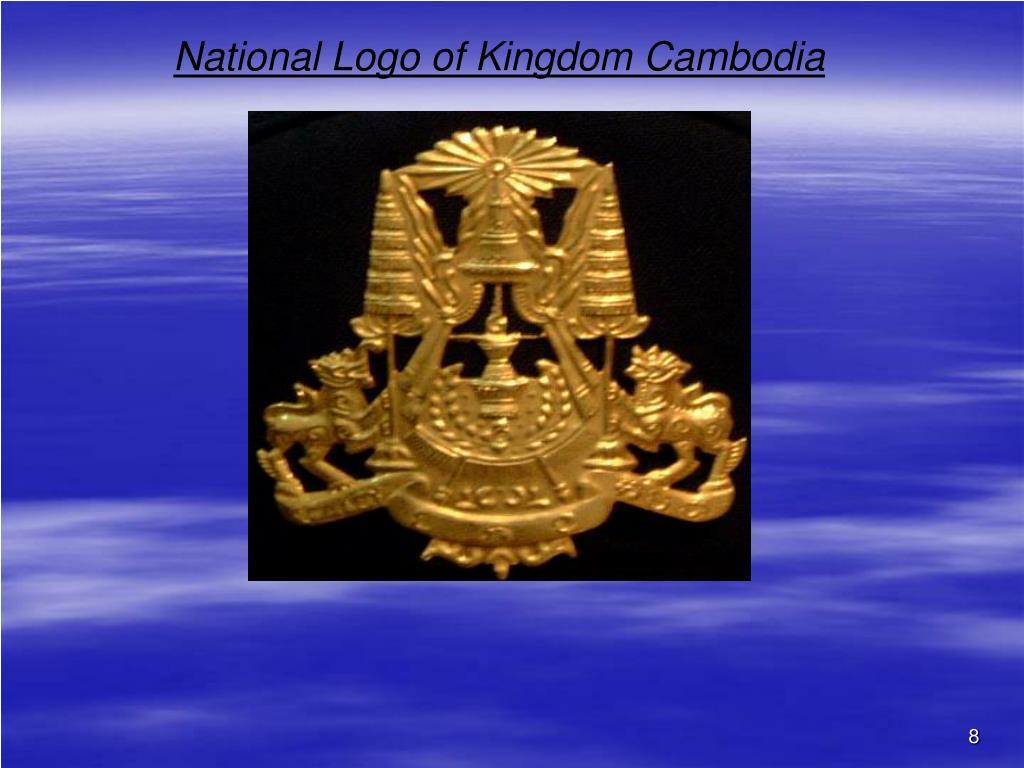 National Logo of Kingdom Cambodia