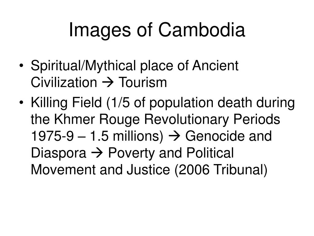 Images of Cambodia
