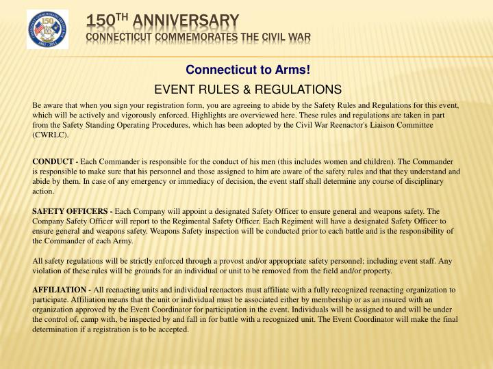 150 th anniversary connecticut commemorates the civil war