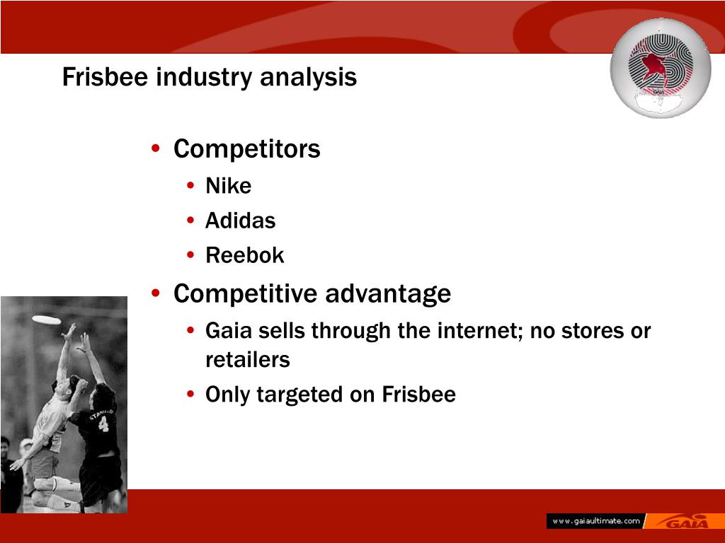 Frisbee industry analysis