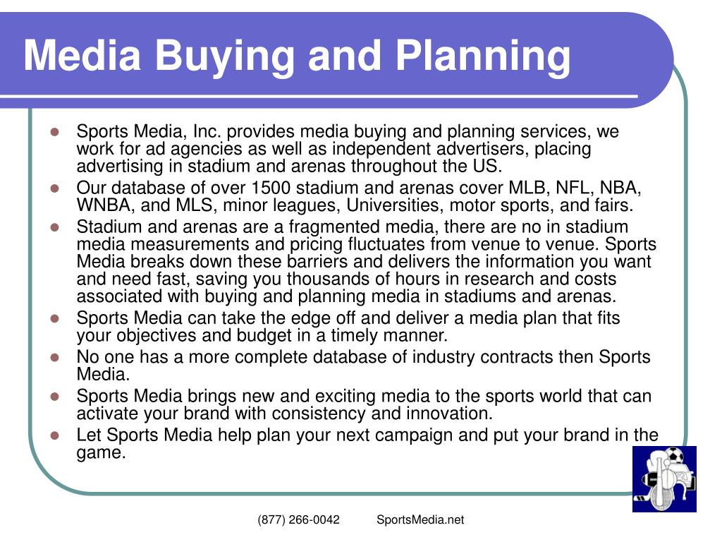 Media Buying and Planning