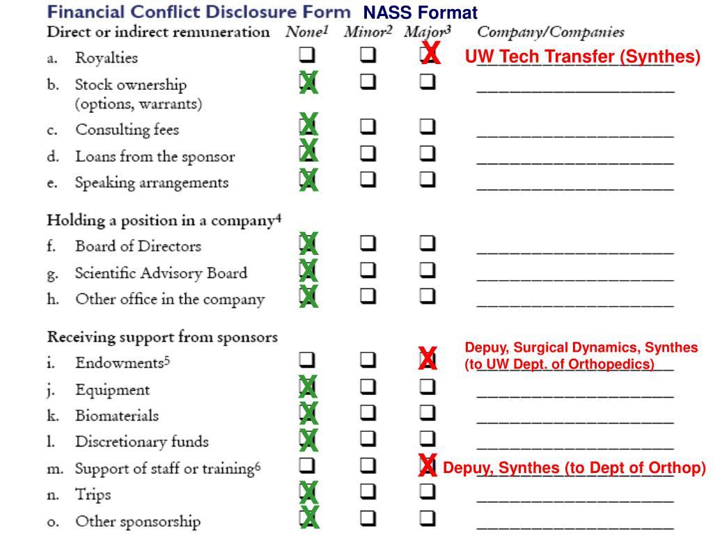 NASS Format