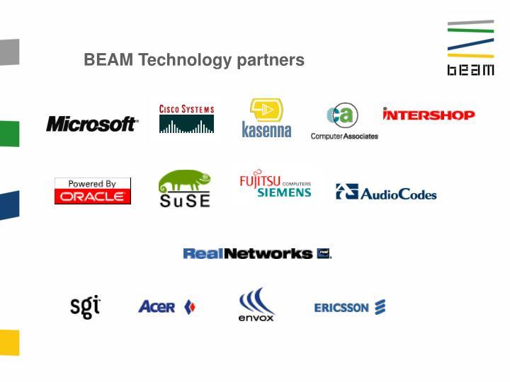 BEAM Technology partners