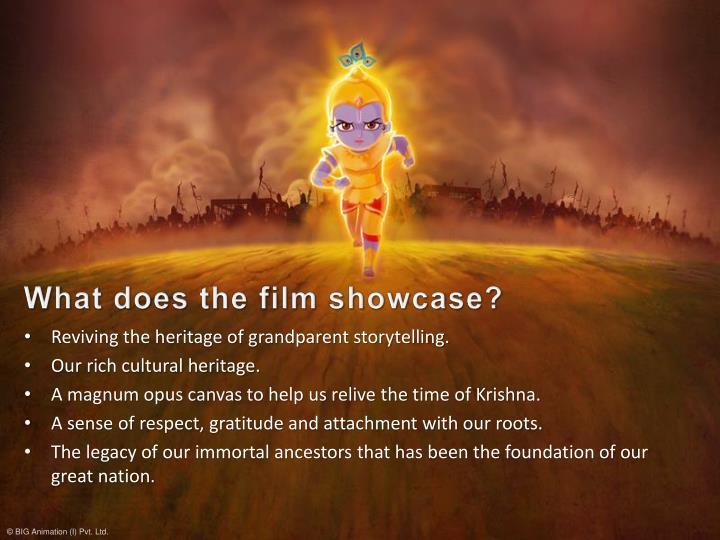 Reviving the heritage of grandparent storytelling.