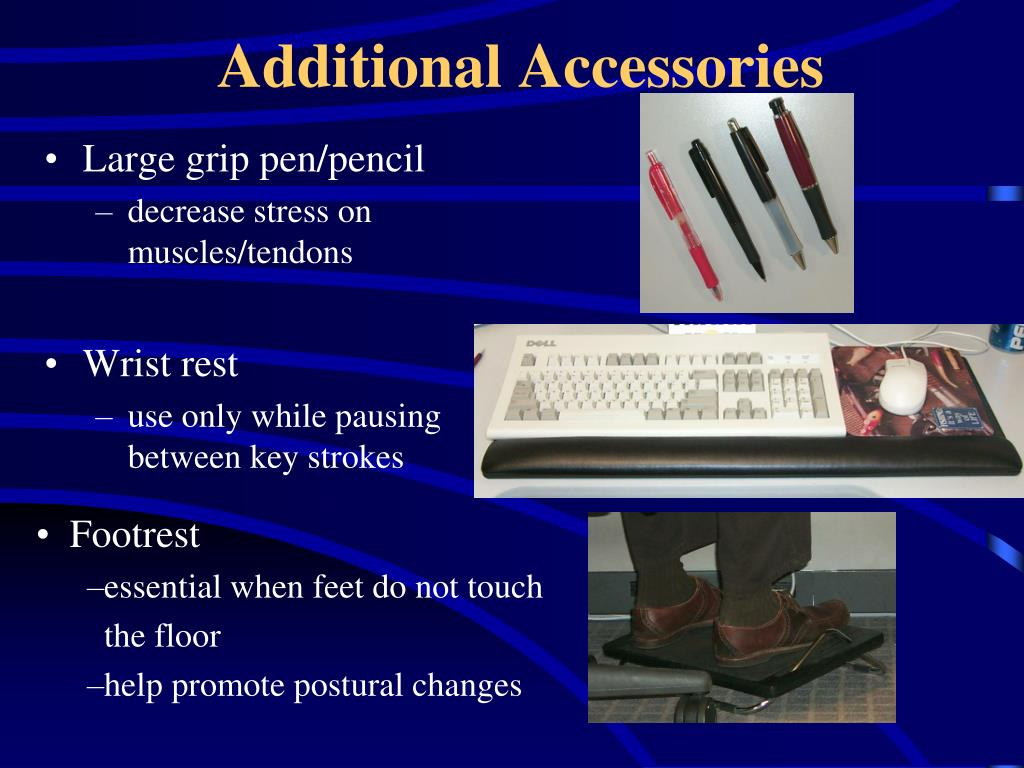 Additional Accessories