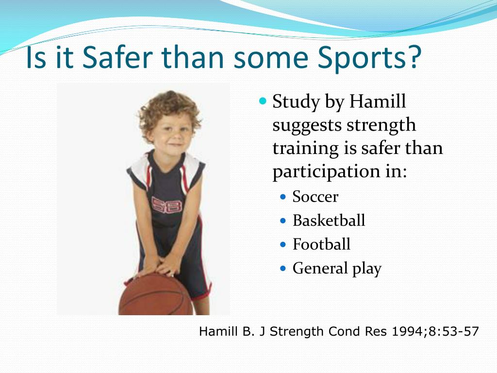 Is it Safer than some Sports?