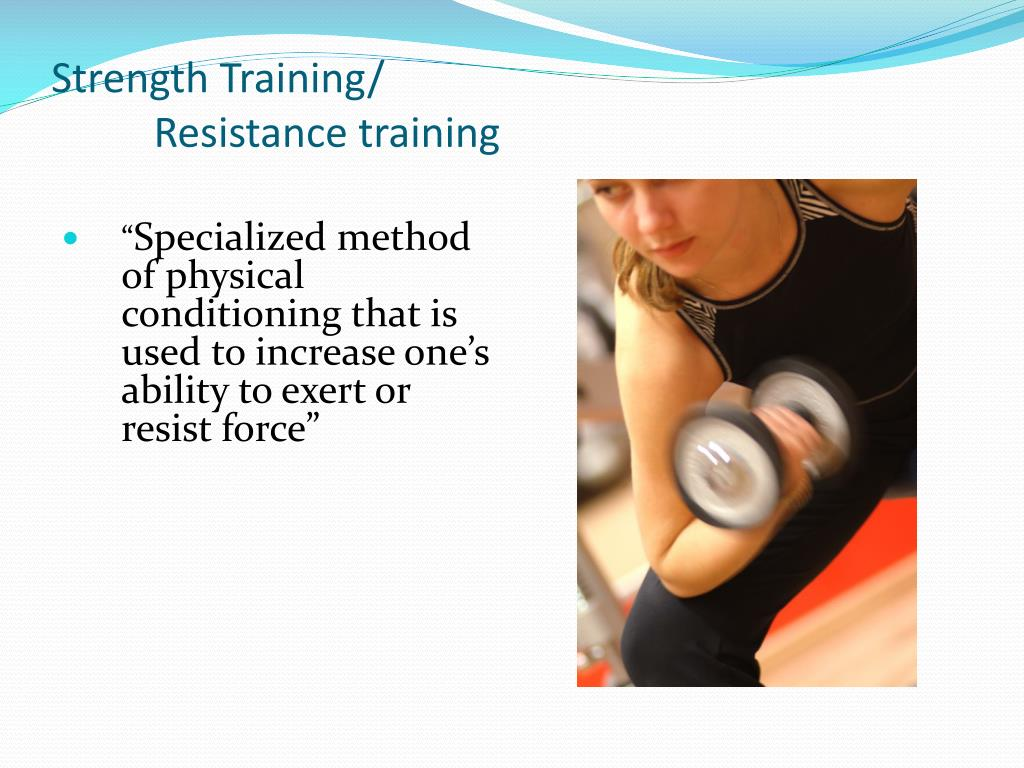Strength Training/
