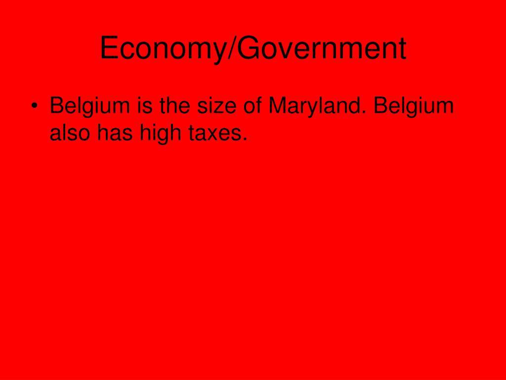 Economy/Government