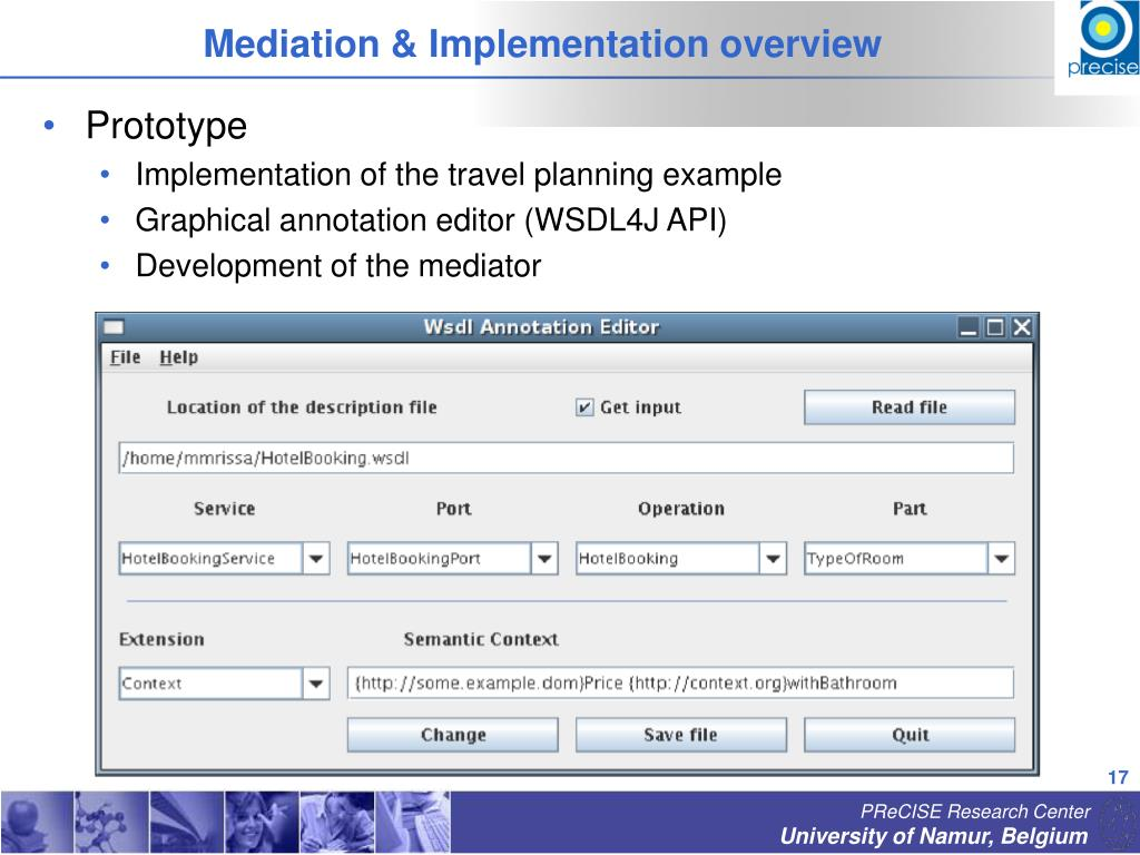 Mediation & Implementation overview