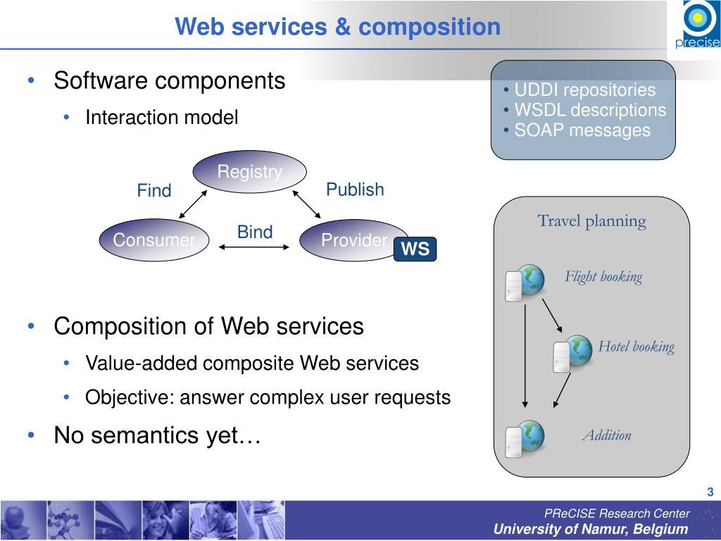 Web services & composition