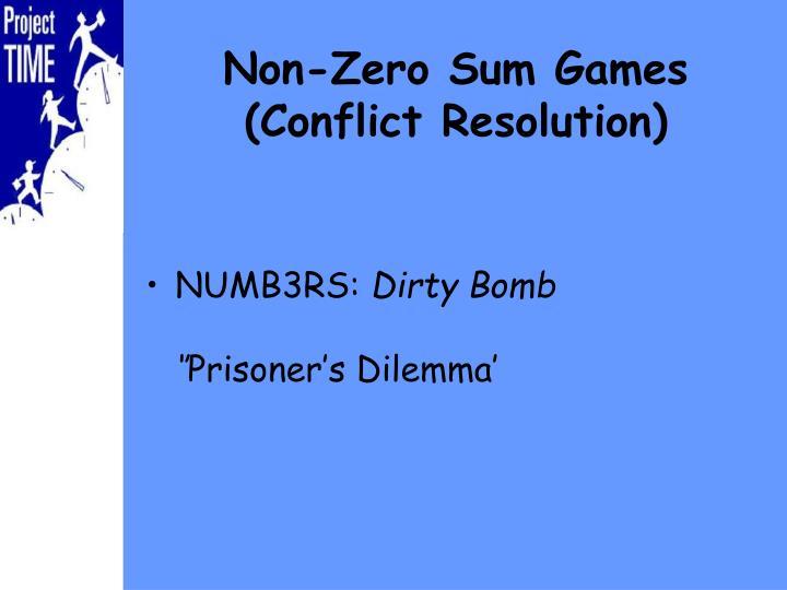 NUMB3RS: