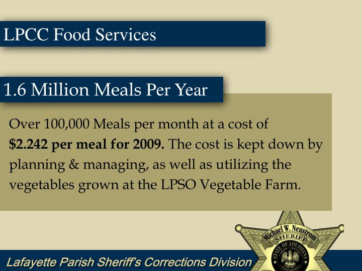 LPCC Food Services