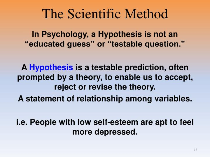 """psychology as science essay Free essay: the science of psychology psychology is defined as """"the scientific study of the behavior of individuals and their mental processes supported by."""