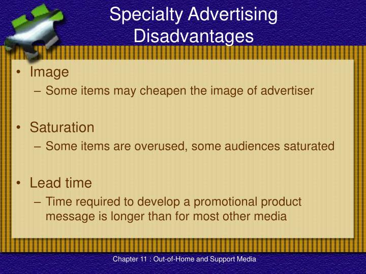 Specialty Advertising