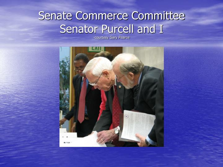 Senate Commerce Committee