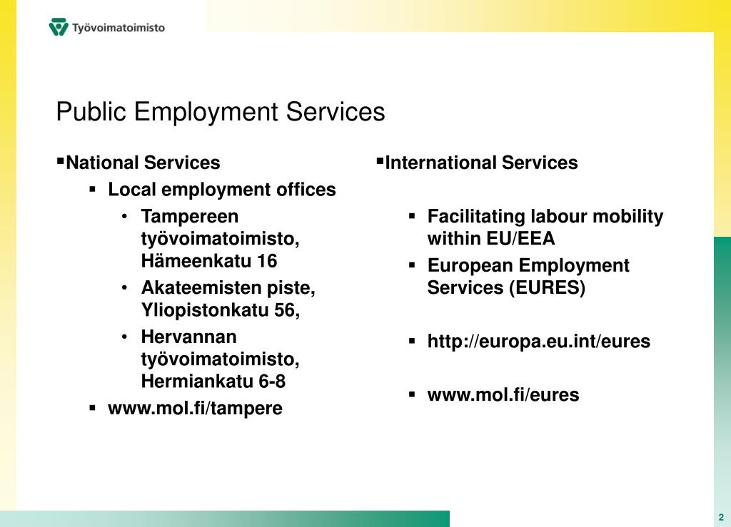 National Services
