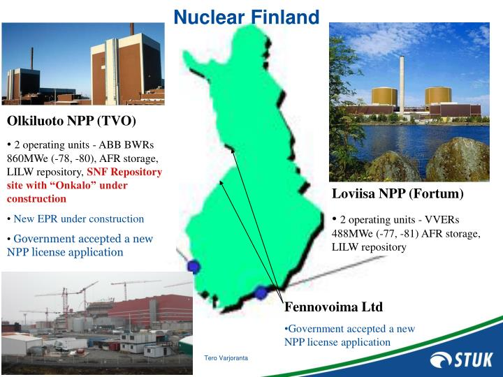Nuclear Finland