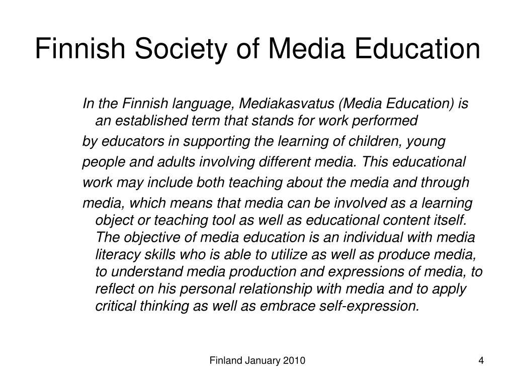 Finnish Society of Media Education