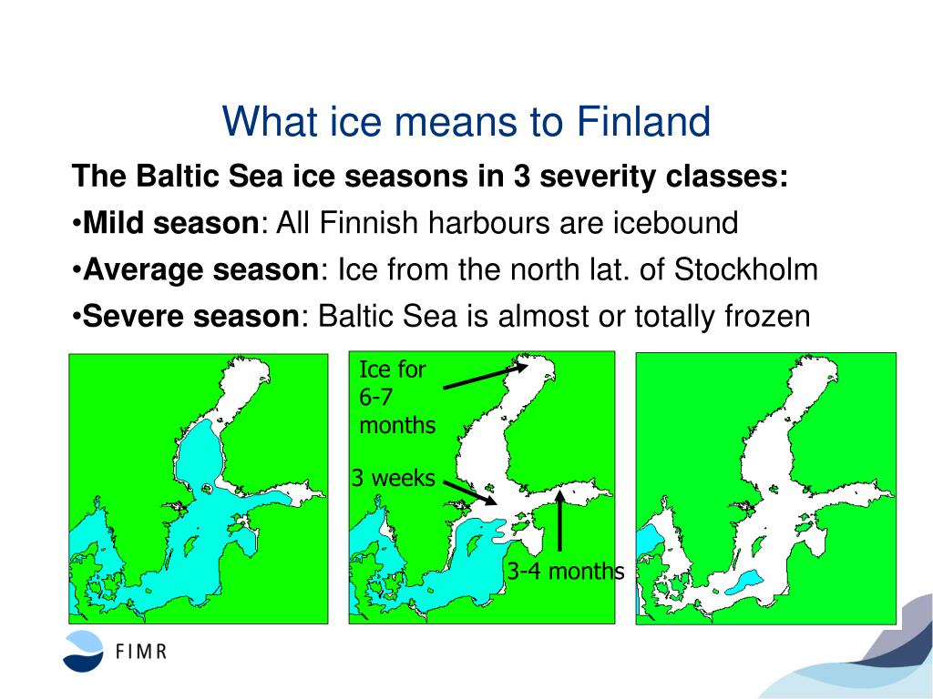 What ice means to Finland
