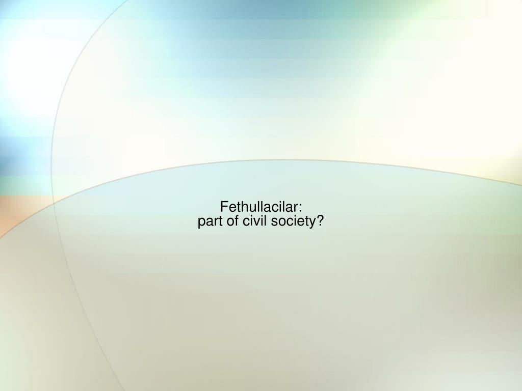 Fethullacilar:
