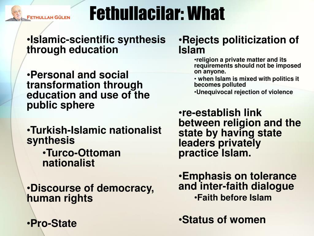 Fethullacilar: What