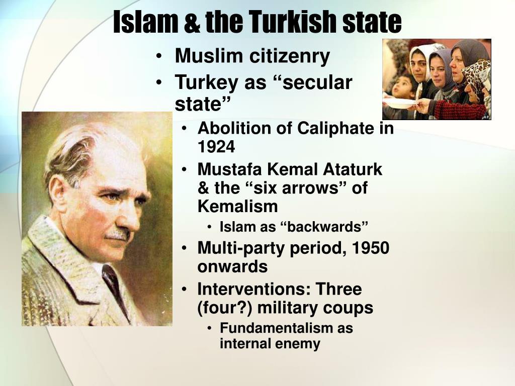 Islam & the Turkish state
