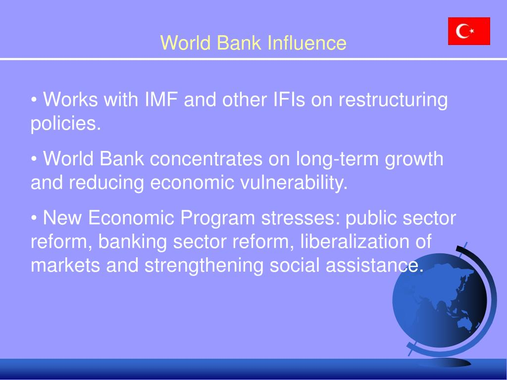 World Bank Influence