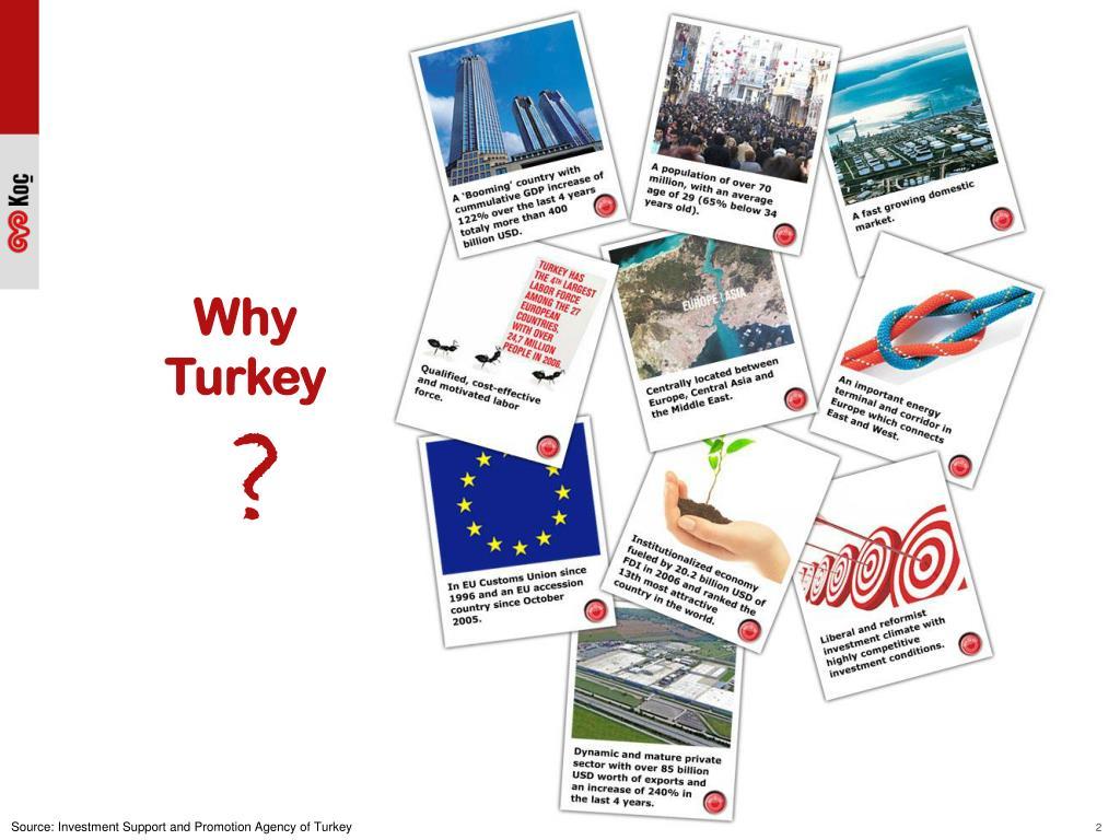 Why Turkey