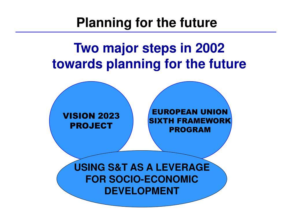 VISION 2023