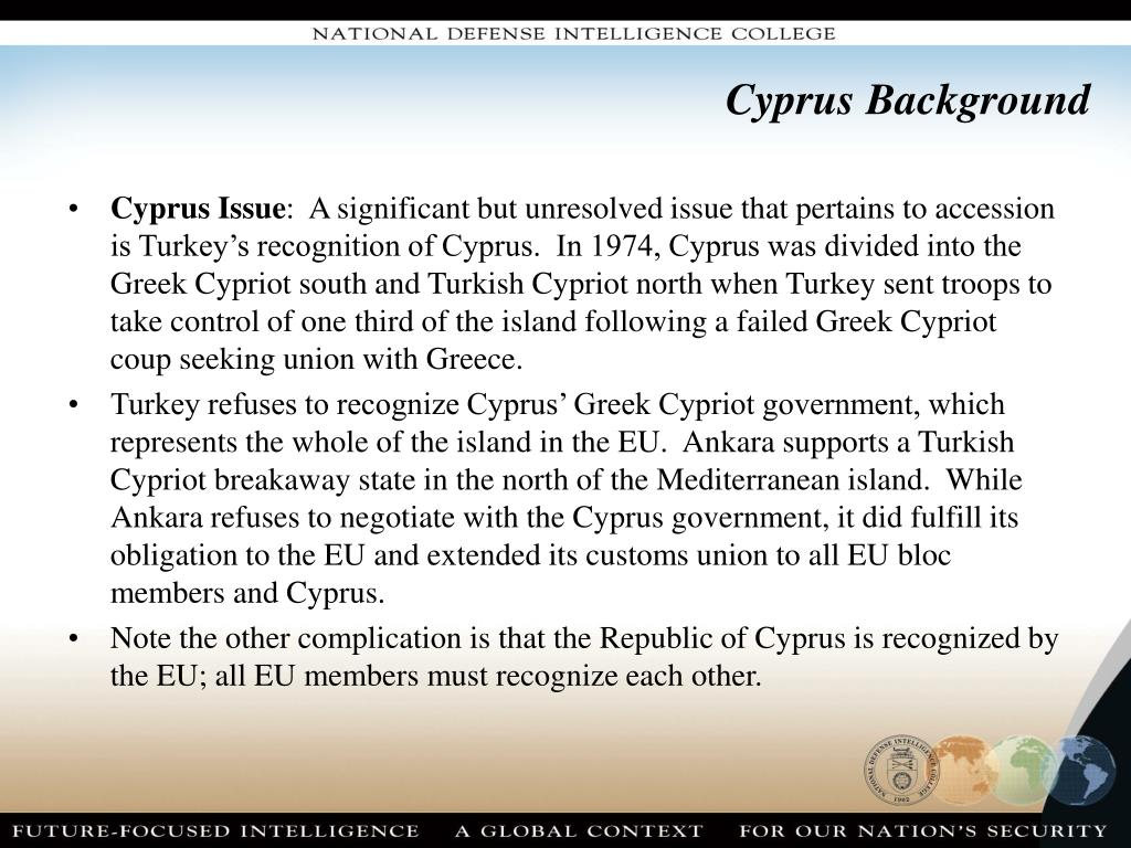 Cyprus Background