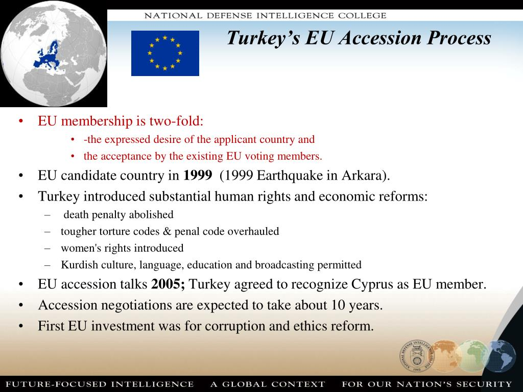 Turkey's EU Accession Process