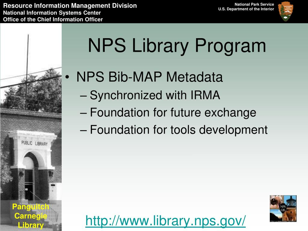 NPS Library Program