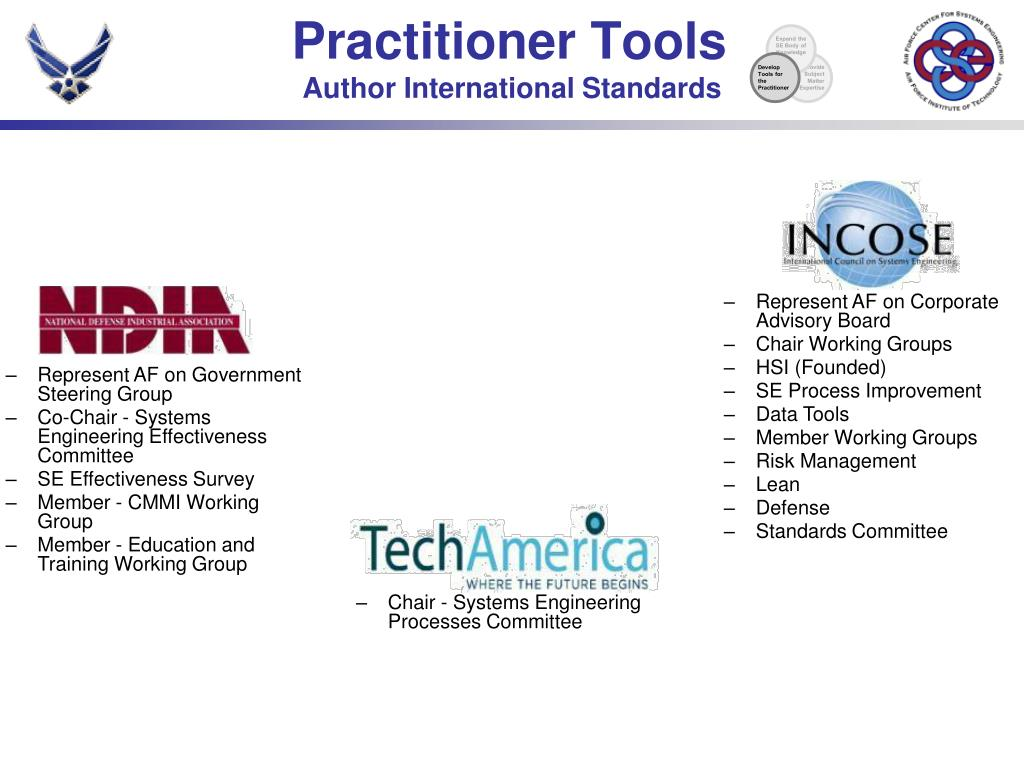 Practitioner Tools