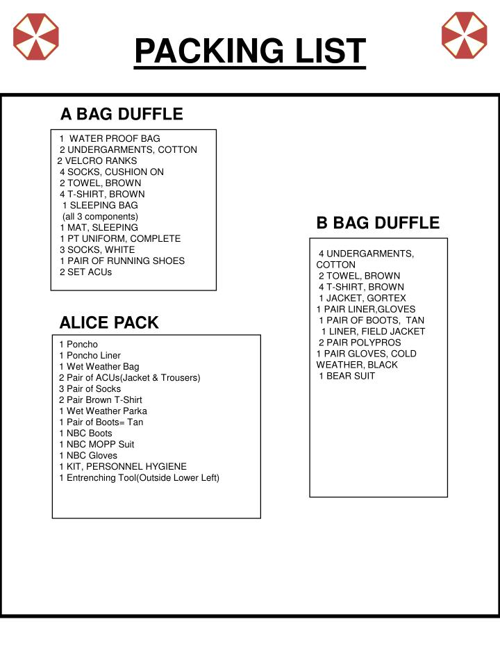 B BAG DUFFLE