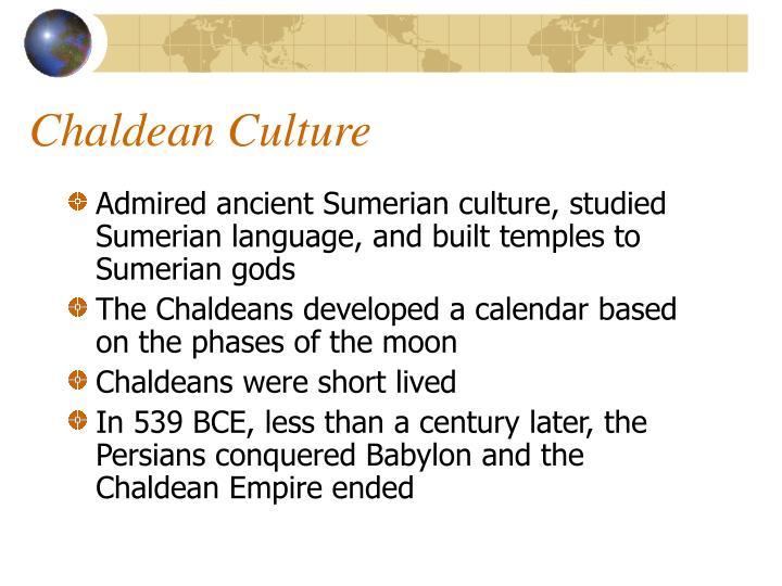 Chaldean Culture