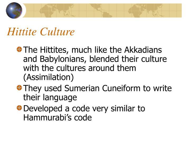 Hittite Culture