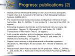 progress publications 2