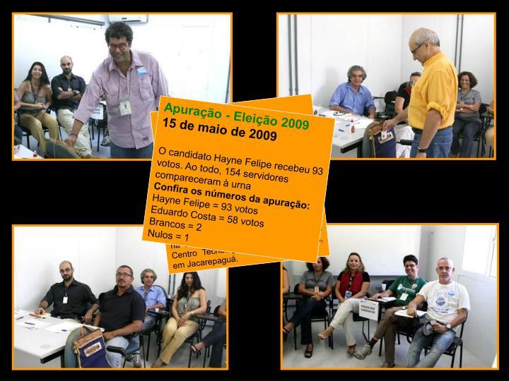 Eleição 2009
