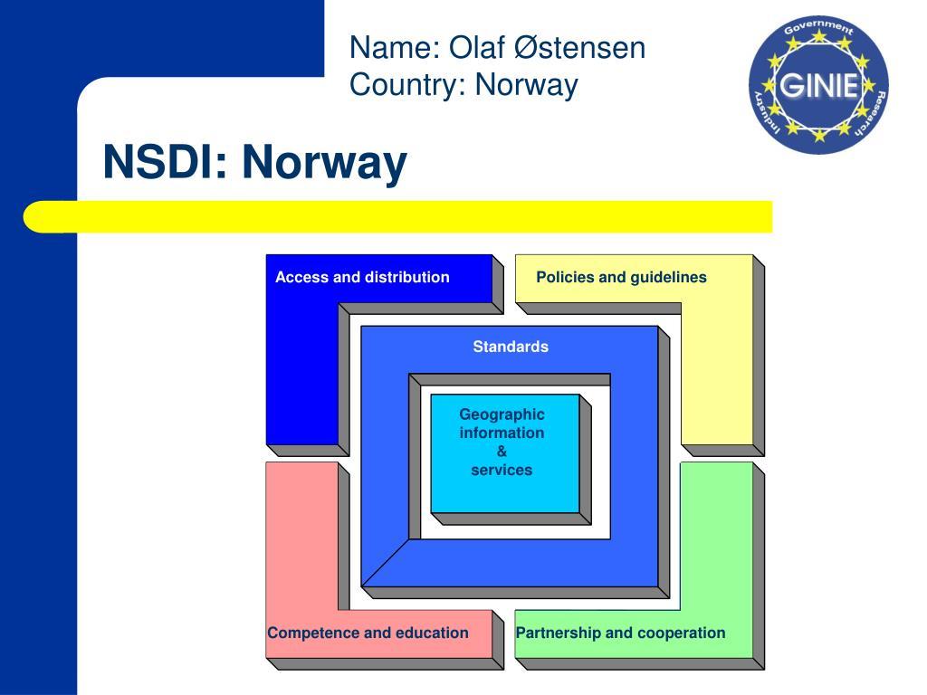 nsdi norway