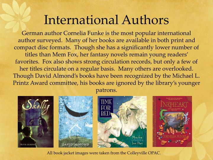 International Authors