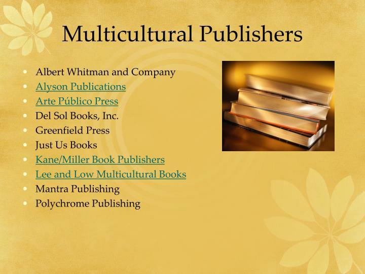 Multicultural Publishers