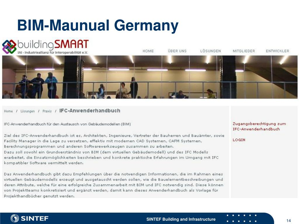 BIM-Maunual Germany