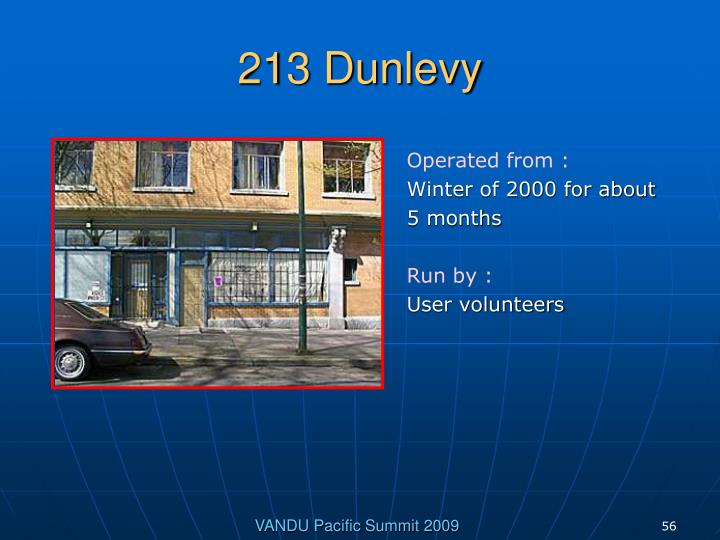 213 Dunlevy