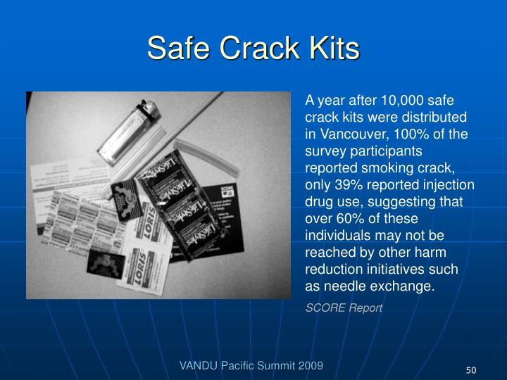 Safe Crack Kits