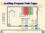 avoiding frequent node copys