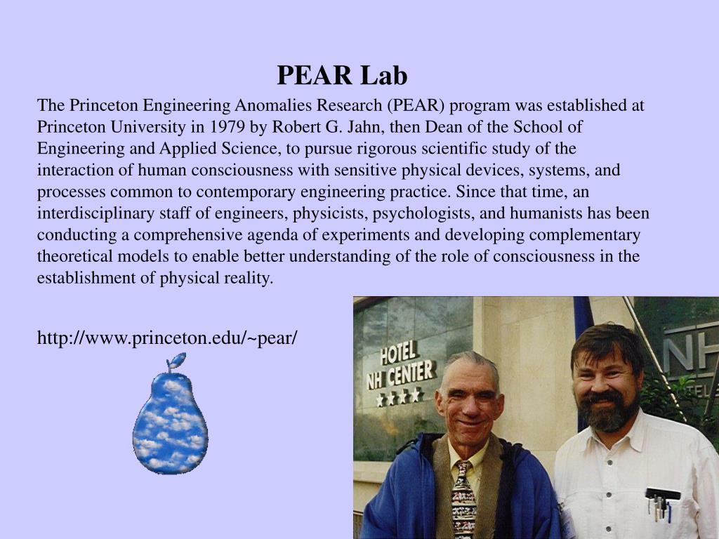 PEAR Lab