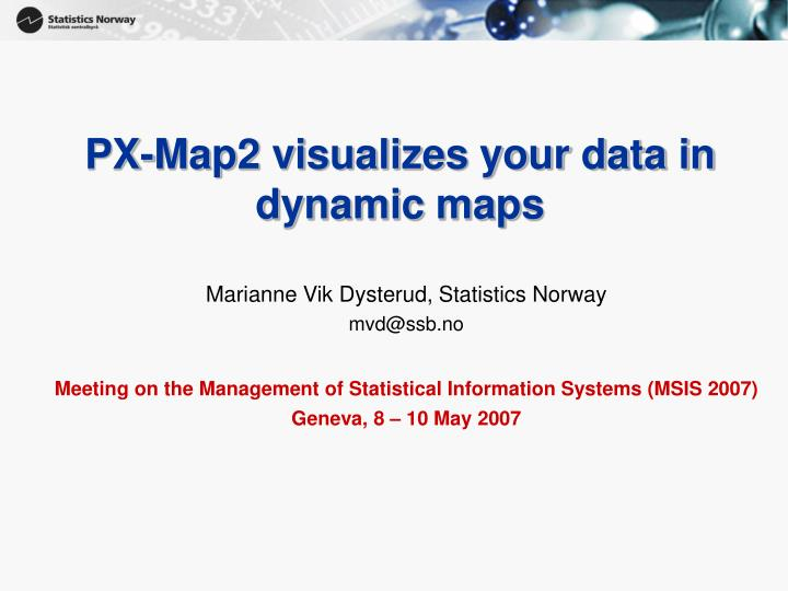 Px map2 visualizes your data in dynamic maps l.jpg