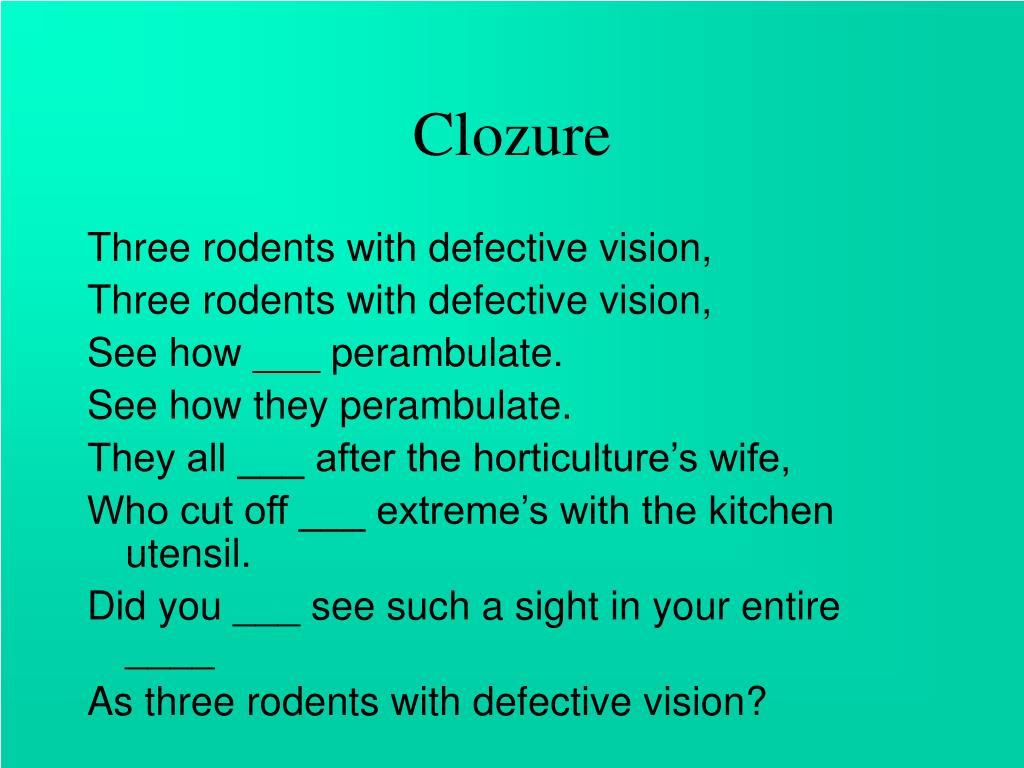 Clozure