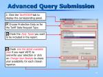 advanced query submission3