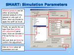 smart simulation parameters2